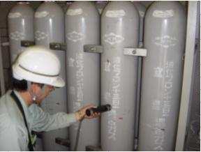 ハロゲン化物消火設備